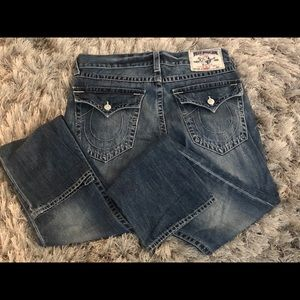 $35 Men's True Religion Jeans 34